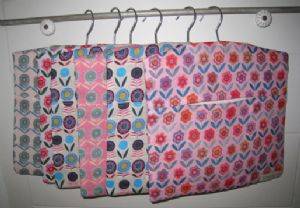 Fabric Peg Bag